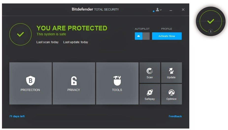 Bitdefender Total Security 2015 Full Version ~ Download 2017