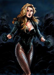 DC Comics Black Canary