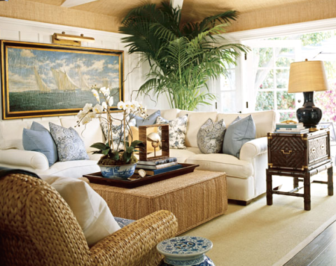 Office Furniture West Palm Beach Lush Living with Tropical Living Room Decor - Completely Coastal