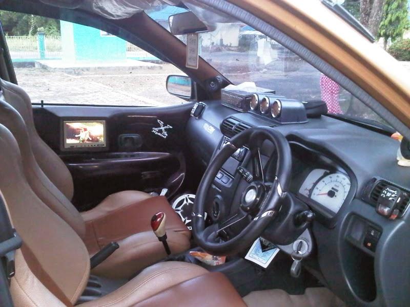 modifikasi interior mobil daihatsu xenia