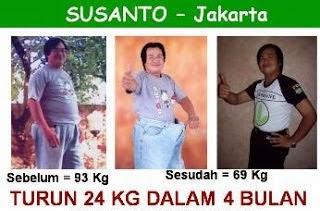 diet herbalife turun 10kg sebulan