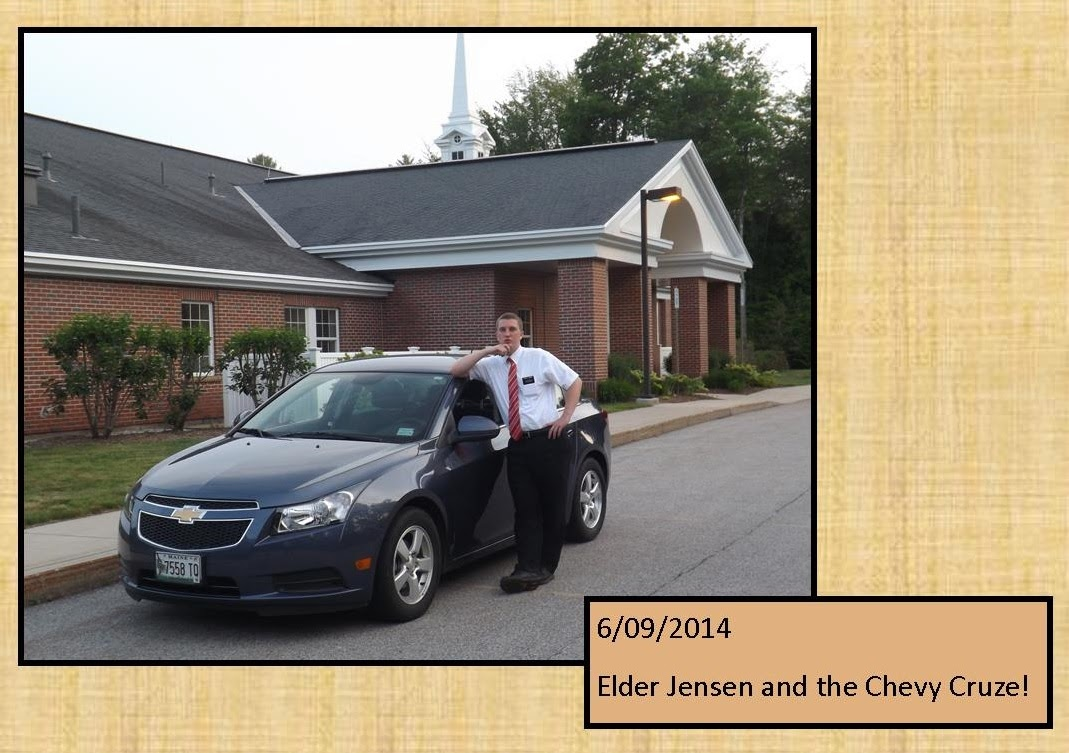 June 9, 2014 Chevy Cruze