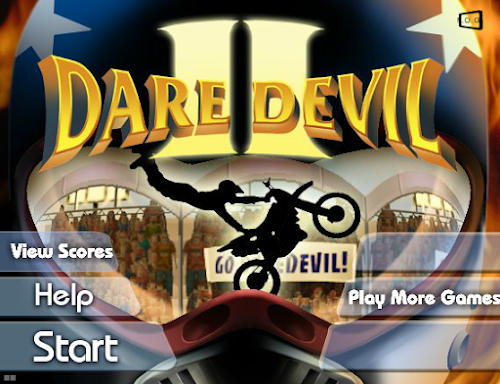Jogar Online Dare Devil 2