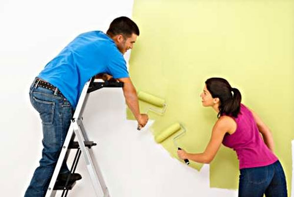 Tips Mengecat Rumah yang Baik dan Benar