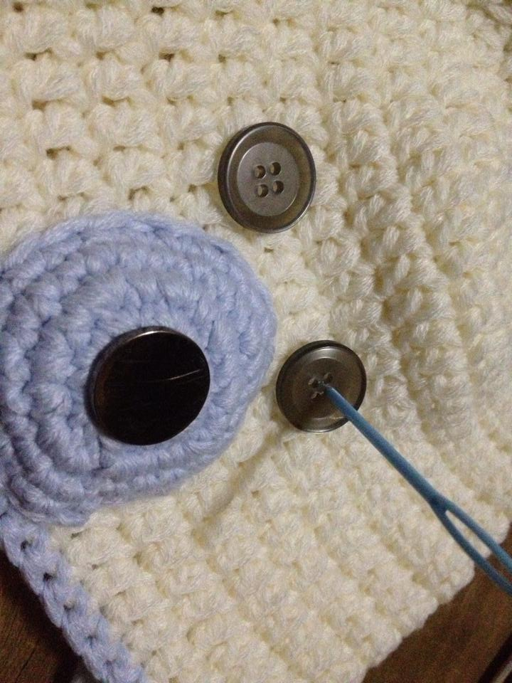 Crochet Baby Bear Beanie Pattern : Polar Bear Crochet Beanie - Nhengs Wonderland