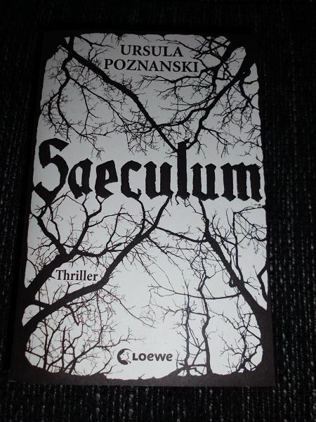 Saeculum von ursula poznanski