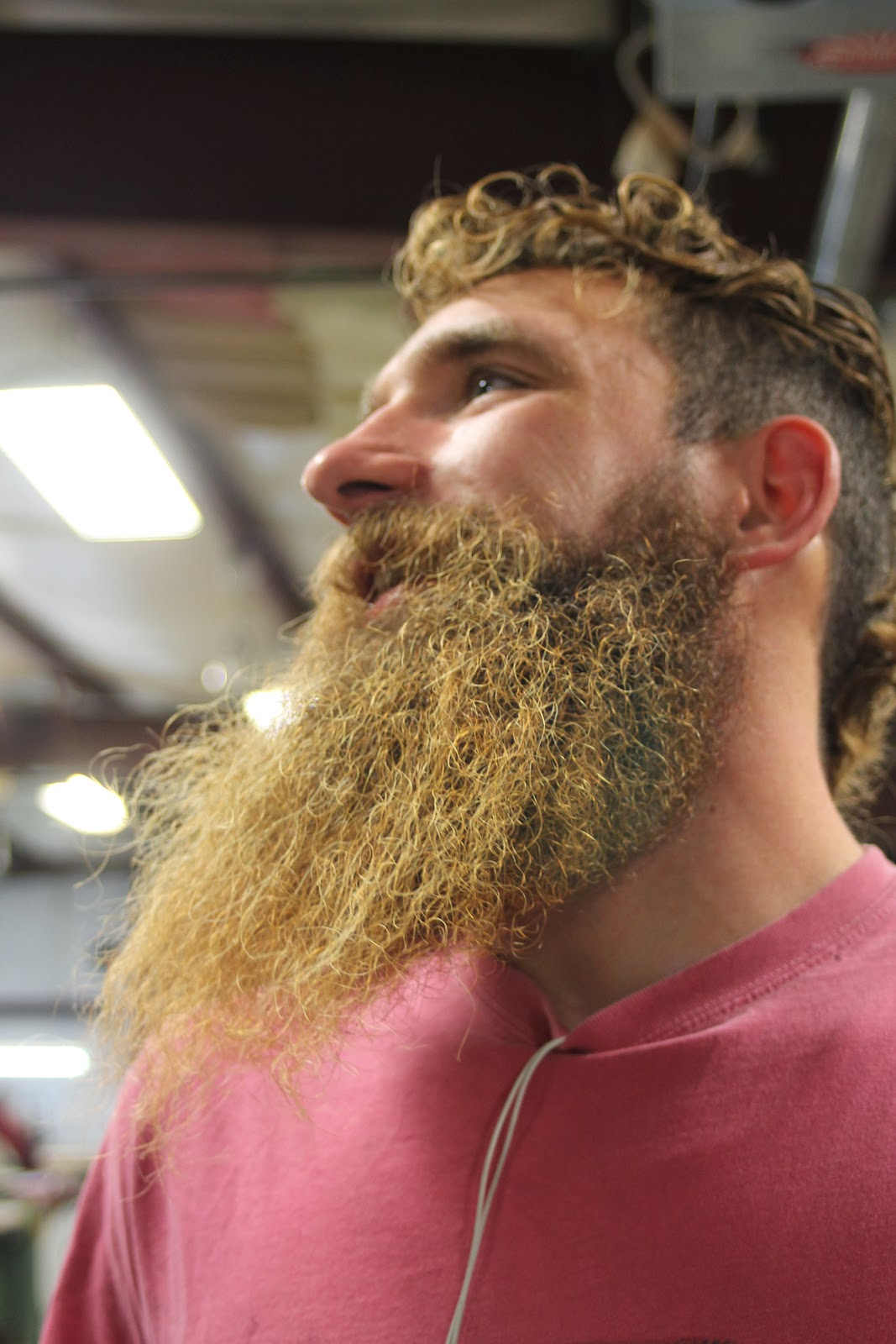 beard care from a regional beard and mustache champion