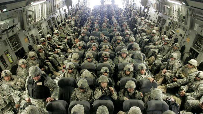 AS kirim 600 tentara ke Polandia dan negara Baltik