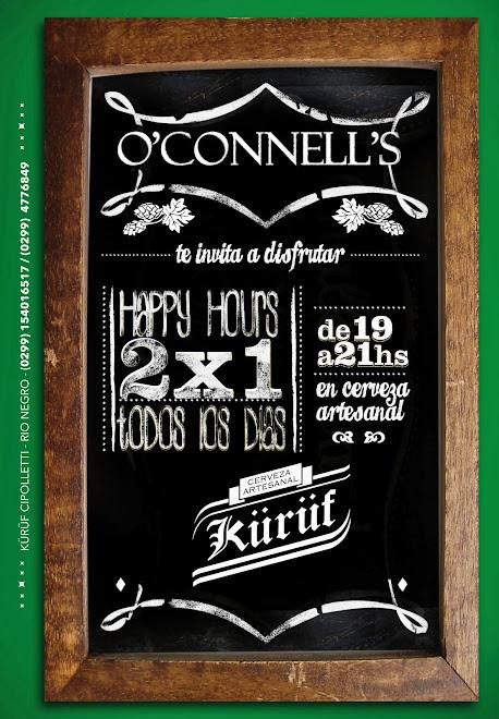 promo kuruf Oconnells