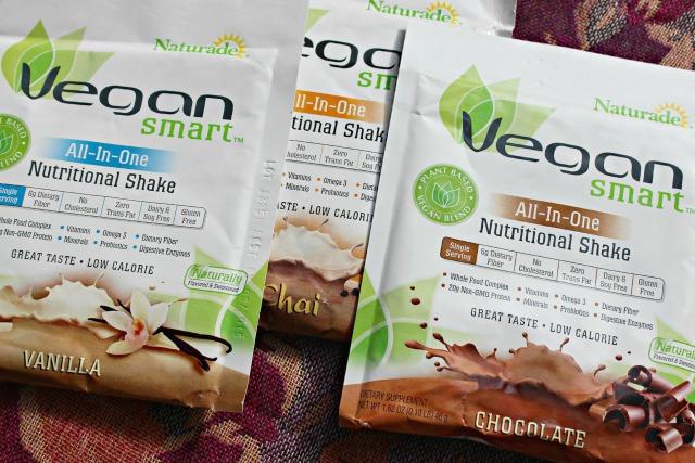 Naturade VeganSmart chocolate vanilla chai
