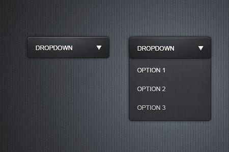 Sleek Dropdown