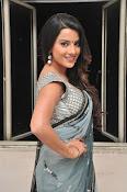 Jyothi seth sizzling saree photos-thumbnail-8