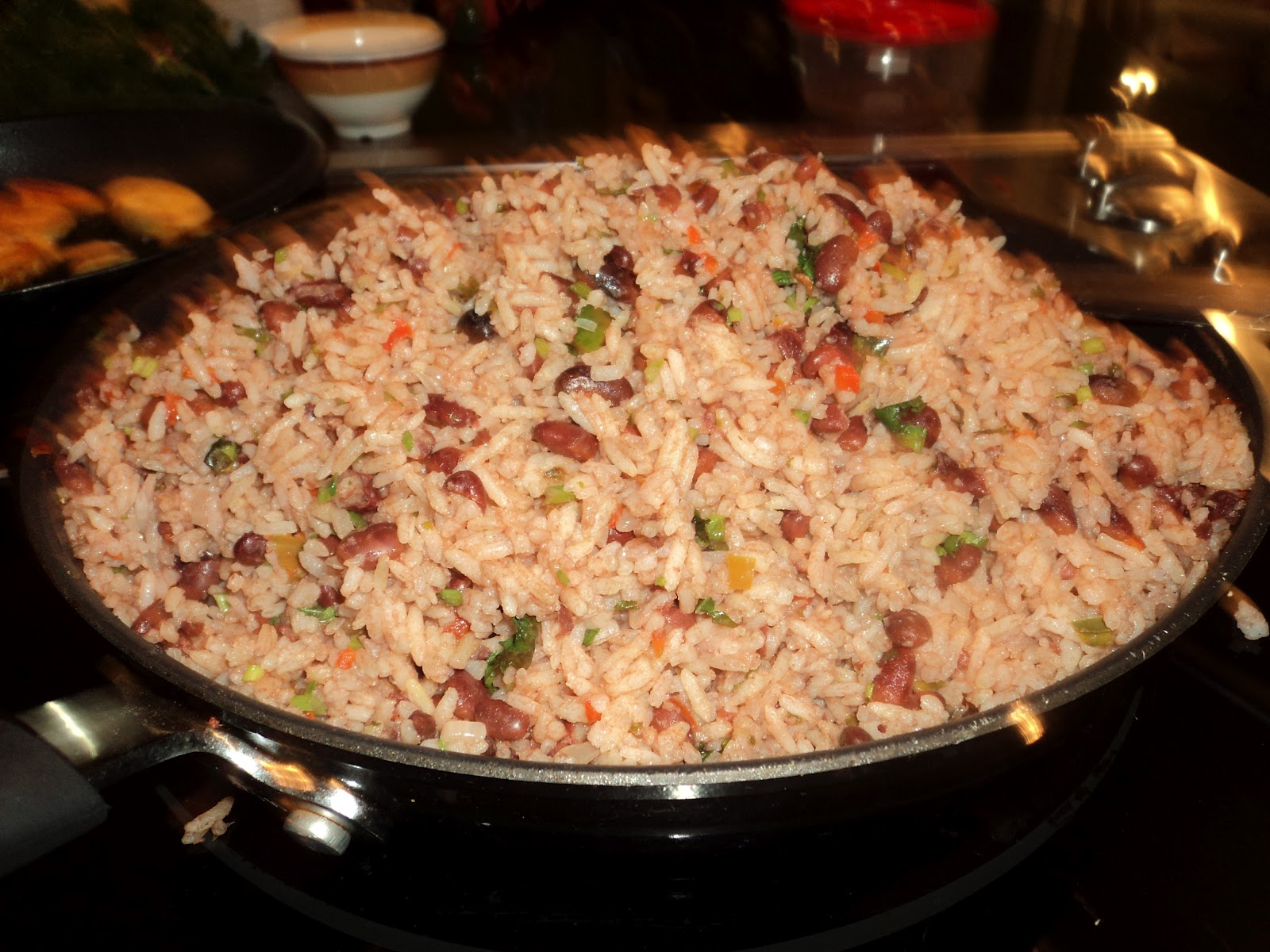 arroz gallo pinto