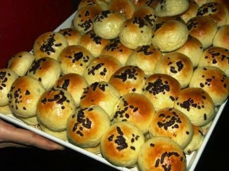 Resep Membuat Roti Unyil Isi Coklat