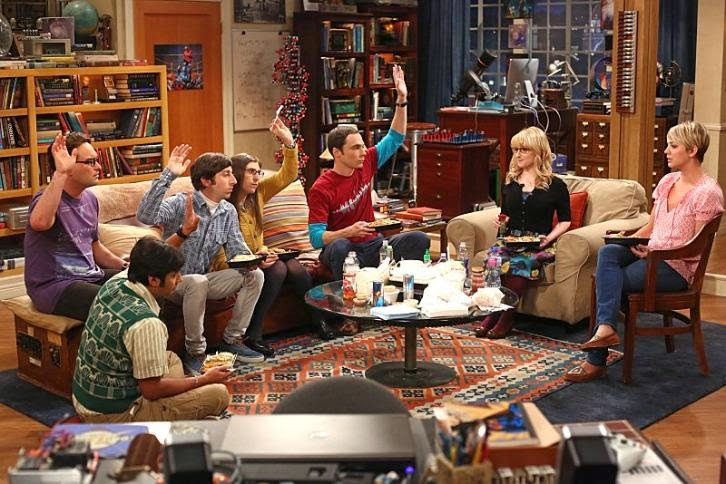 The Big Bang Theory - Episode 8.02 - The Junior Professor Solution - Promotional Photos