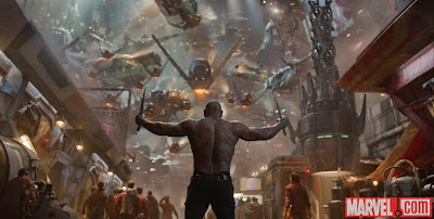 Image of Drax in Guardians of the galaxy