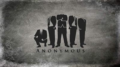 Foto Hacker Anonymous Terbaru
