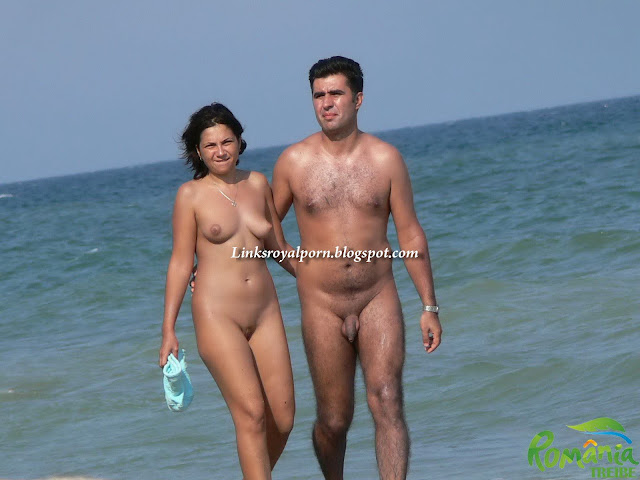 Indian Couple Nude On Beach