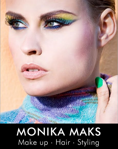 Monika Maks Make Up