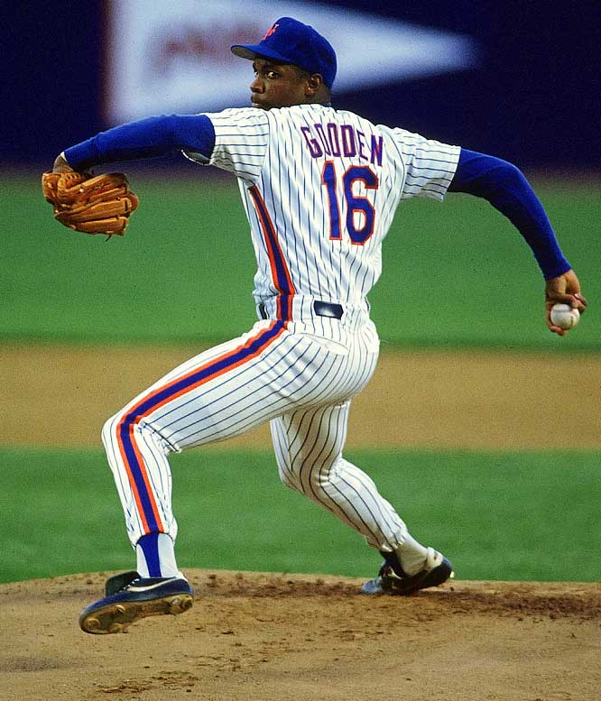 Image result for dwight gooden picture