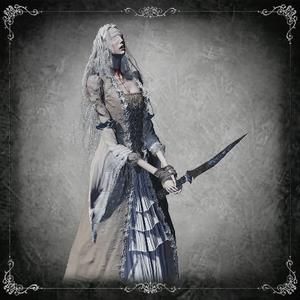 Forsaken Castle Spirit (Knife)