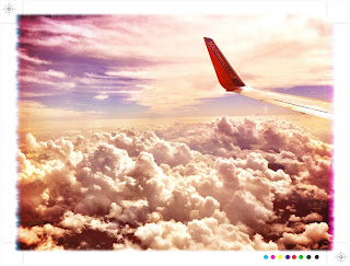 southwest airlines, plane, tail, sky, sunrise, airplane, clouds