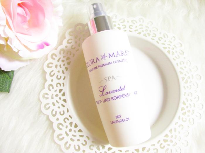 Flora Mare - Lavendel Duft- und Körperspray - 150ml - 14.75 Euro