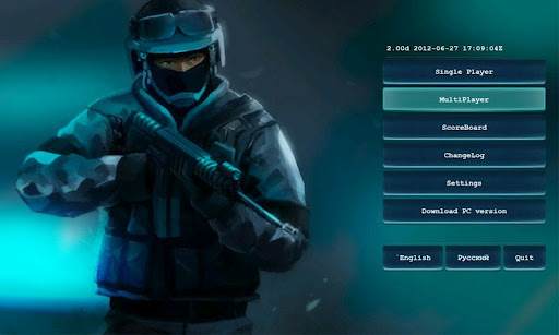 play cs portable online