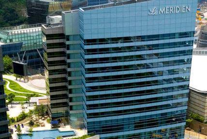 Le Meridien Cyberport Hotel Hong Kong