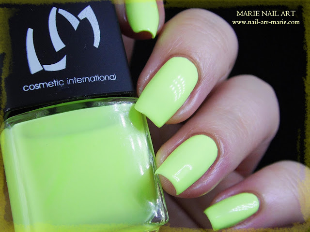 LM Cosmetic Yellow Popsicle9