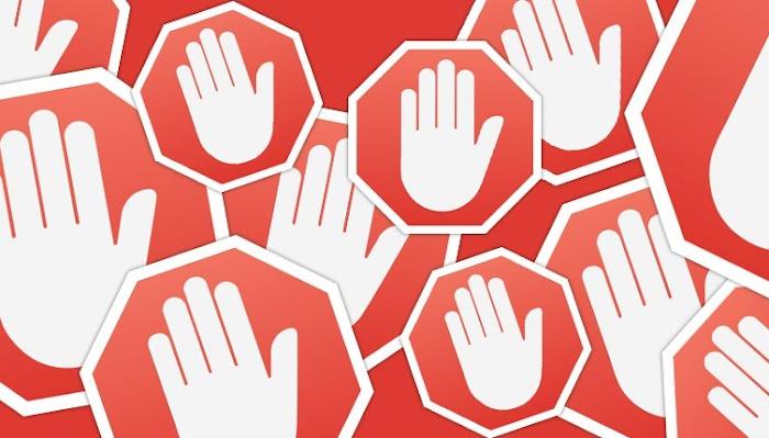 Data saver dengan adblock