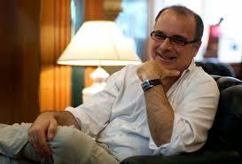 Author, Richard C. Morais