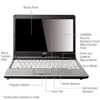 Fujitsu Lifebook S561