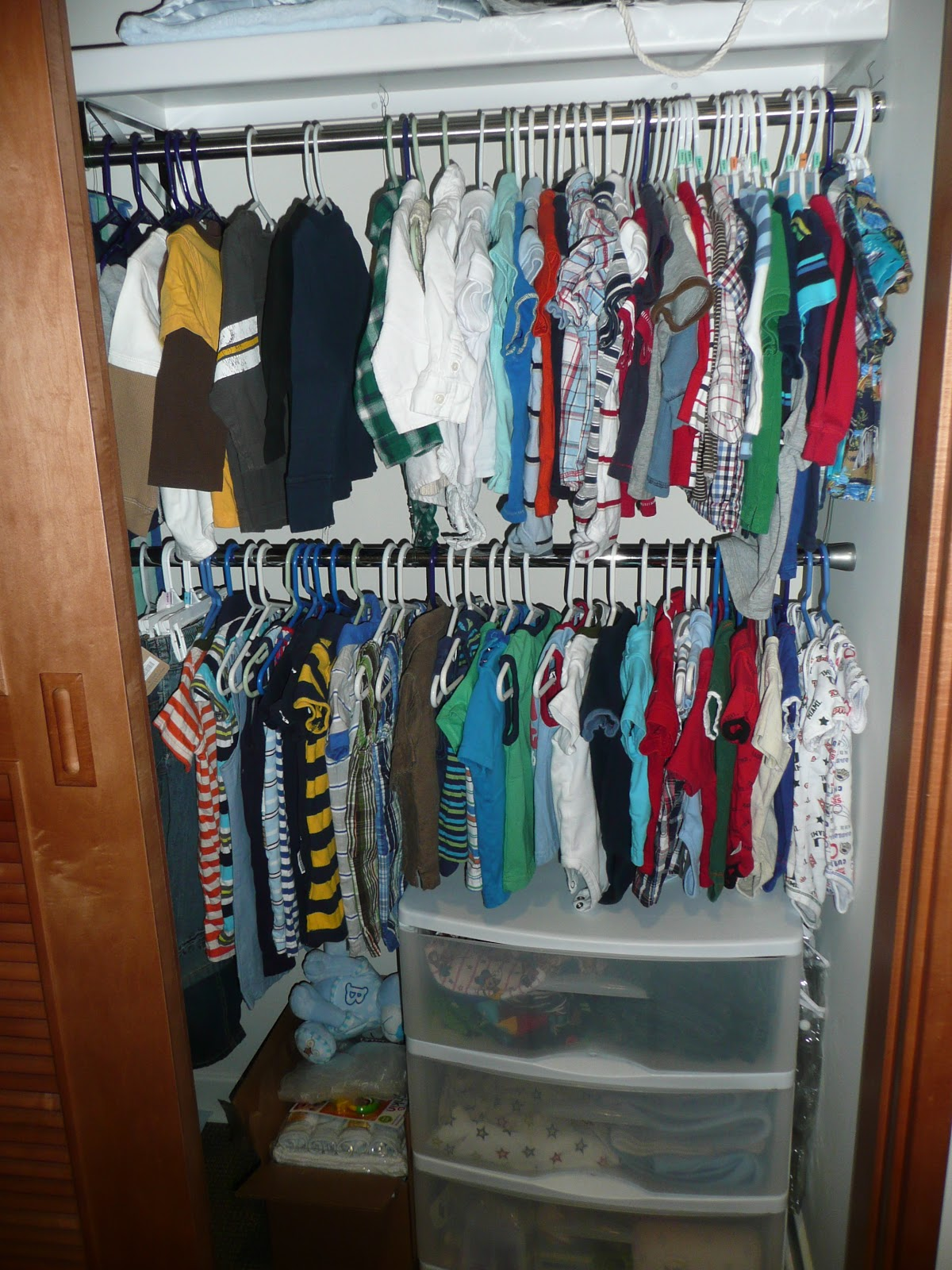 Who Needs A Closet Extender?