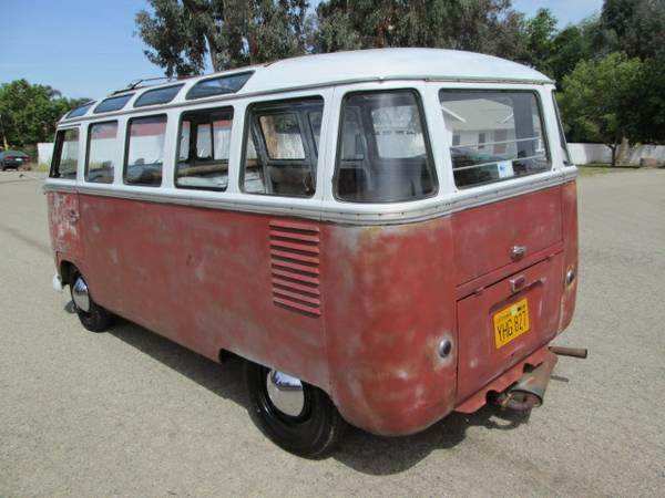 1956 vw bus for sale 23 window deluxe for 14 window vw bus
