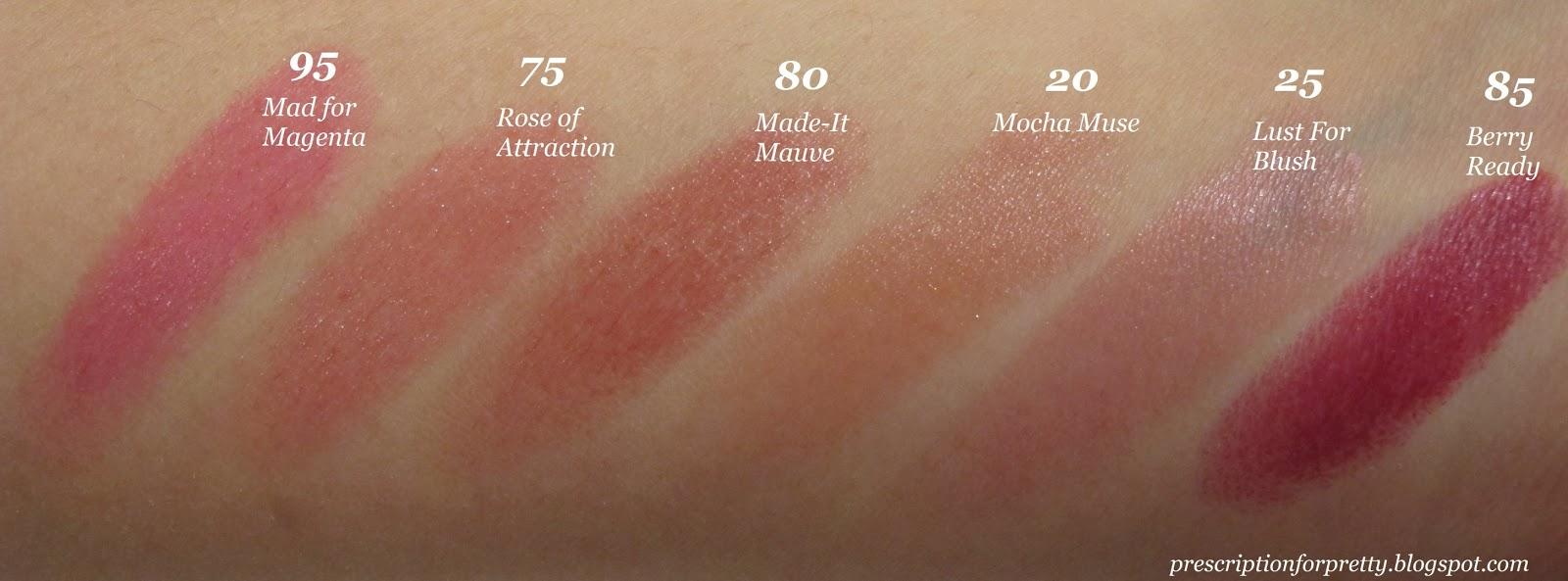 Prescription For Pretty: Maybelline Color Whisper Lipsticks ...