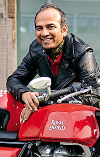 Royal Enfield's President, Rudratej Rudy Singh