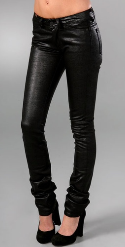 Latest Leather Pants For Women - Fashion Unique Design