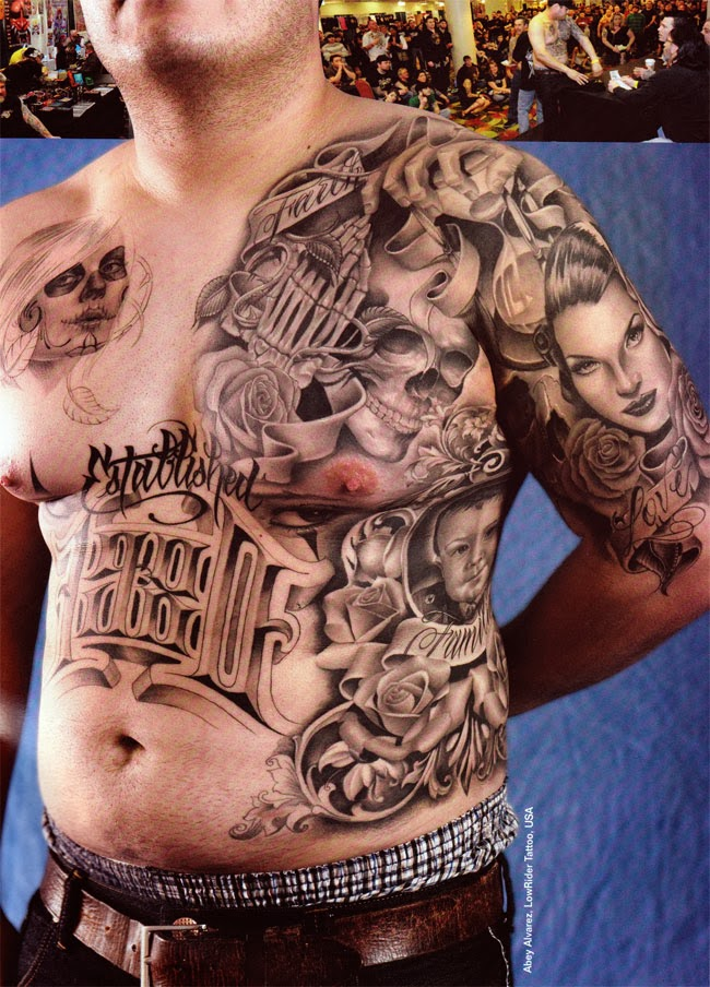 Black and grey tattoos for men black and grey tattoos for for Chicano tattoos meanings