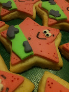 Galletas Patricio Bob Esponja / Patrick Sponge Bob Square Pants Cookies