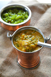METHI LEAVES SAMBAR