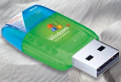 Membuat Bootable Windows 7 Dengan Power Iso (Instal Ulang dengan Flashdisk)