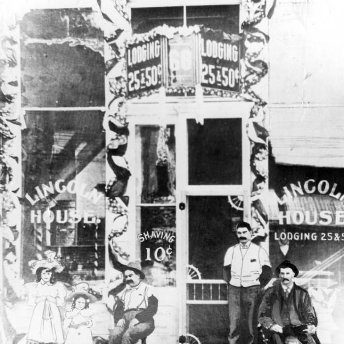 Newlun Family: Steigner, Charles 1849-1914