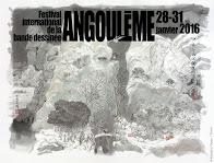 43 FESTIVAL DE LA BANDE DESSINÉE D'ANGOULÊME