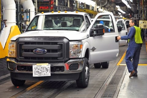 Ford's $80 Million Investment Plan for Kentucky Truck Plant