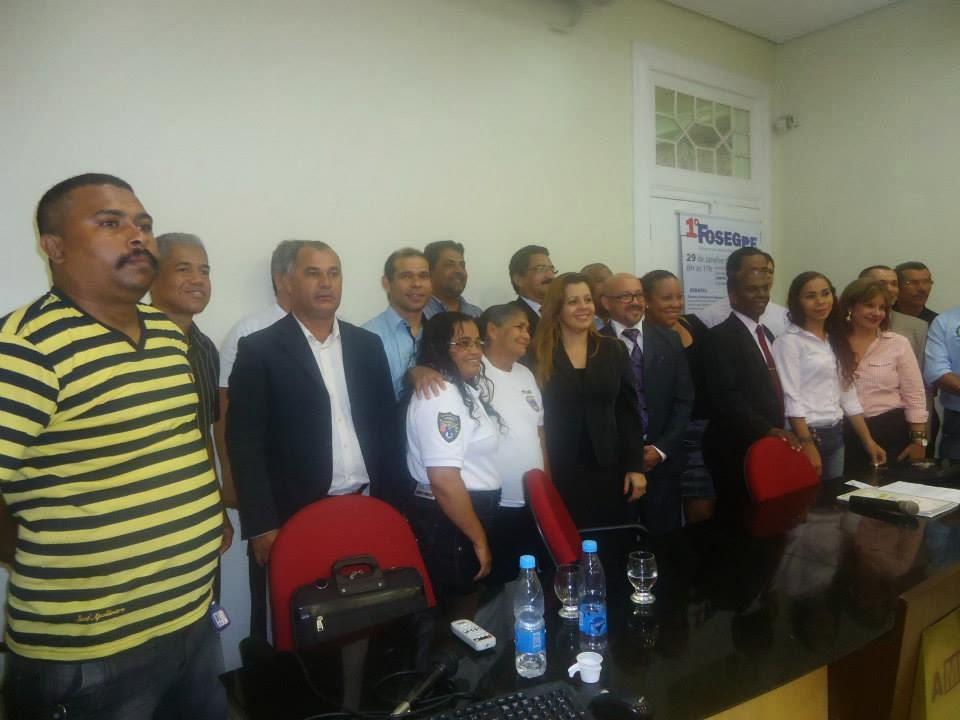 1ºFOSEGPE Forum de Segurança Pública de Pernambuco