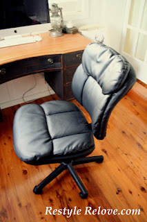 Fabric covered office chair for Super comfy office chair
