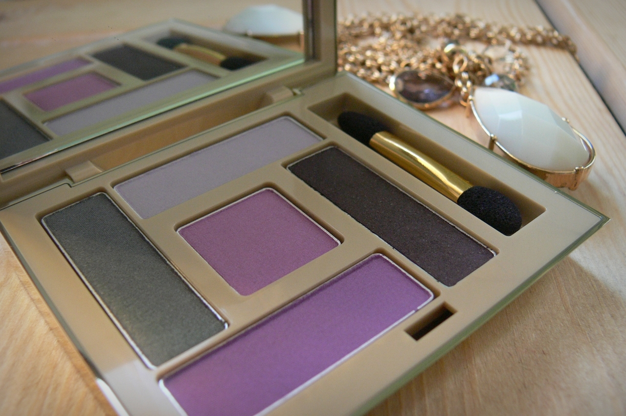avon Luxe sophisticated violets