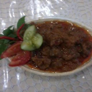 Sate Godog Khas Aceh