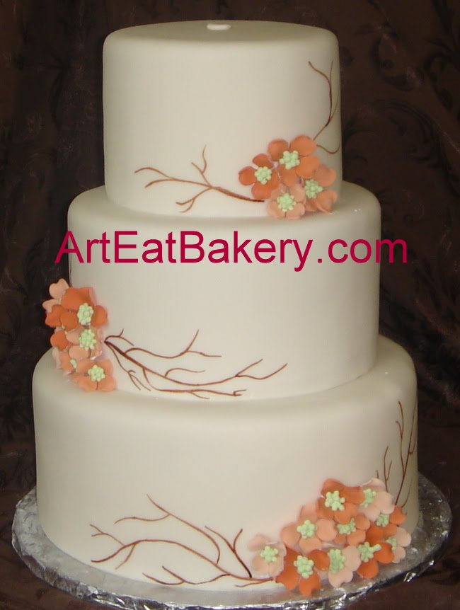 ... unique artistic fondant birthday and wedding cake designs and pictures